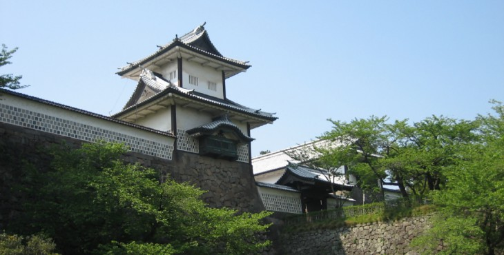 Kanazawa_Castle_Gate