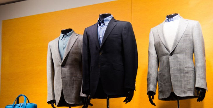 business suit store