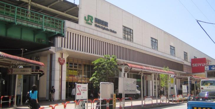 Nishi-Ogikubo_Station_(north_gate)
