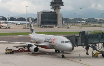 Jetstar Airways Airbus A320