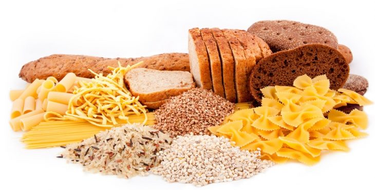 group of carbohydrate products