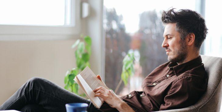 読書は、最大のストレス解消法? 無理なく続ける、読書法の極意 ...